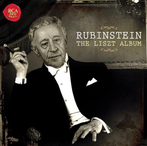 RUBINSTEIN: THE LISZT ALBUM, , hi-res
