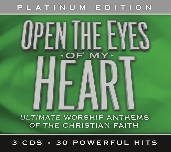 OPEN THE EYES OF MY HEART (PLATINUM EDITOPEN THE EYES OF MY HEART (PLATINUM EDIT, , hi-res