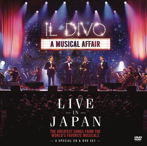 A MUSICAL AFFAIR: LIVE IN JAPAN, , hi-res