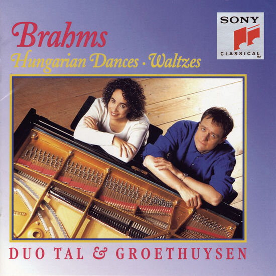 BRAHMS: HUNGARIAN DANCESBRAHMS: HUNGARIAN DANCES, , hi-res