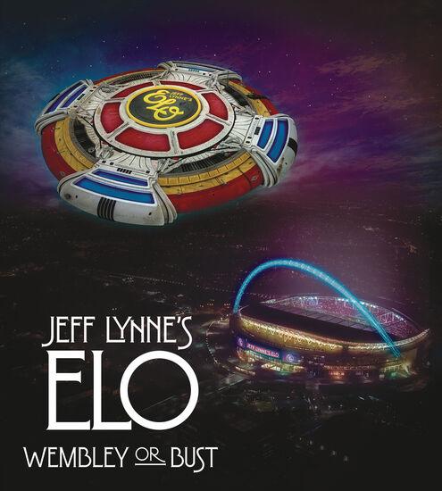 JEFF LYNNE'S ELO - WEMBLEY OR BUST (2 CDJEFF LYNNE'S ELO - WEMBLEY OR BUST (2 CD, , hi-res