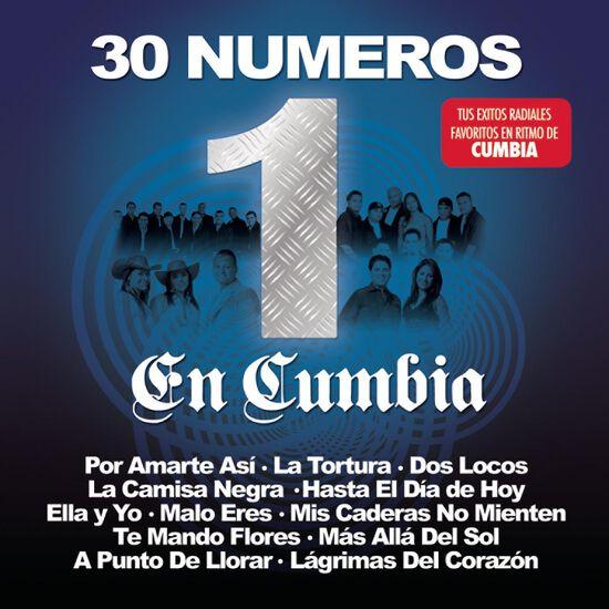 30 NUMERO 1 EN CUMBIA30 NUMERO 1 EN CUMBIA, , hi-res
