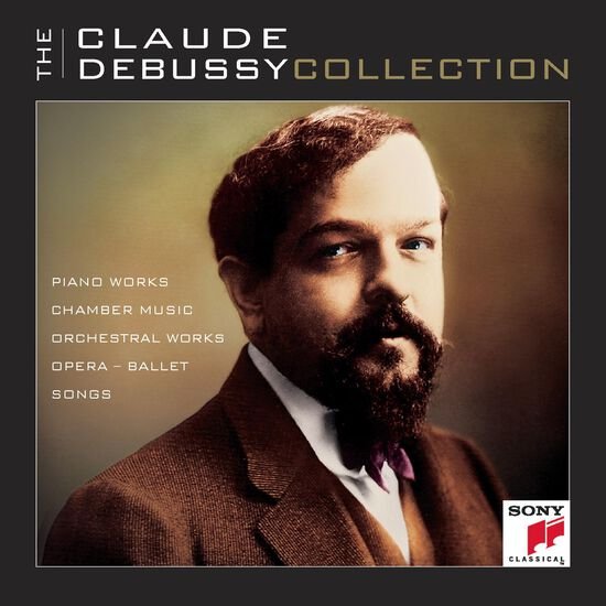 THE CLAUDE DEBUSSY COLLECTIONTHE CLAUDE DEBUSSY COLLECTION, , hi-res