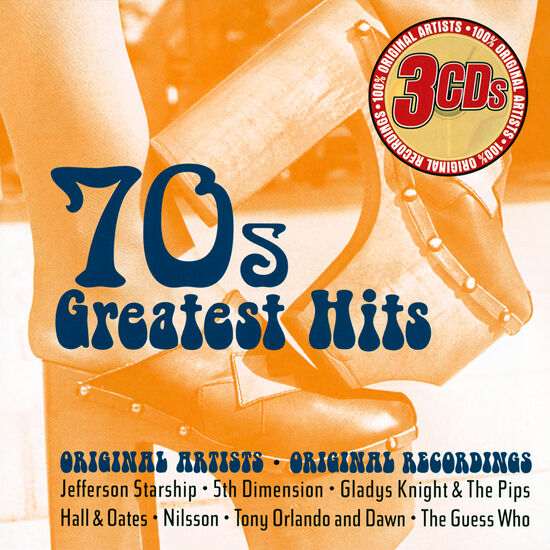70'S GREATEST HITS70'S GREATEST HITS, , hi-res