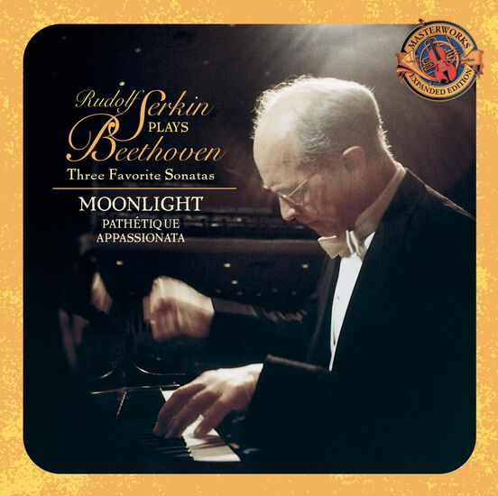 RUDOLF SERKIN PLAYS BEETHOVENRUDOLF SERKIN PLAYS BEETHOVEN, , hi-res