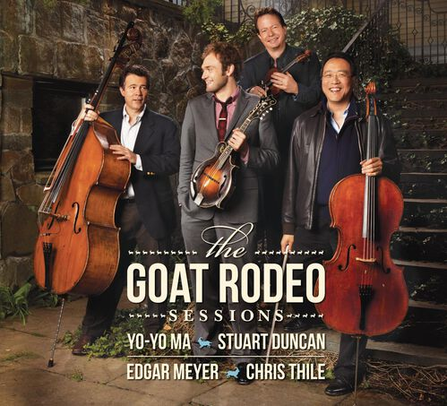 THE GOAT RODEO SESSIONS, , hi-res