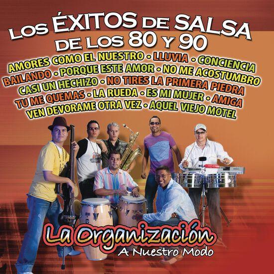 LOS EXITOS DE SALSA DE LOS 80 Y 90LOS EXITOS DE SALSA DE LOS 80 Y 90, , hi-res