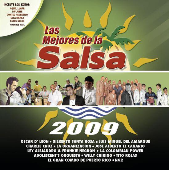 LOS MEJORES DE LA SALSA 2009LOS MEJORES DE LA SALSA 2009, , hi-res