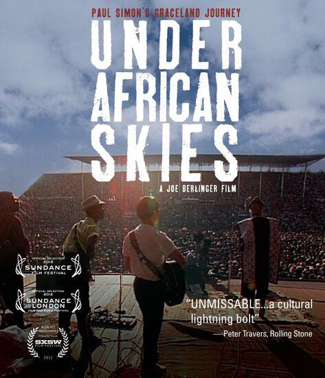 UNDER AFRICAN SKIES (BLU-RAY)UNDER AFRICAN SKIES (BLU-RAY), , hi-res
