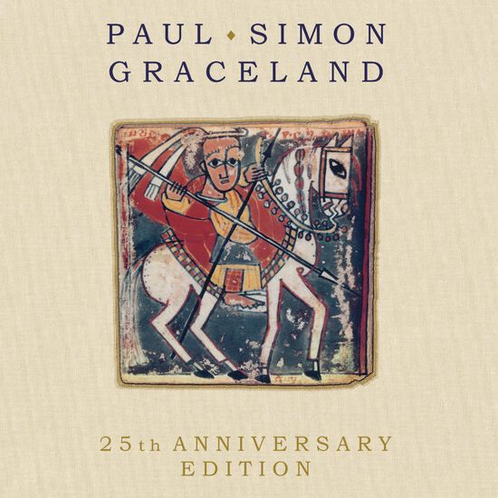 GRACELAND: 25TH ANNIVERSARY EDITION (GRAGRACELAND: 25TH ANNIVERSARY EDITION (GRA, , hi-res