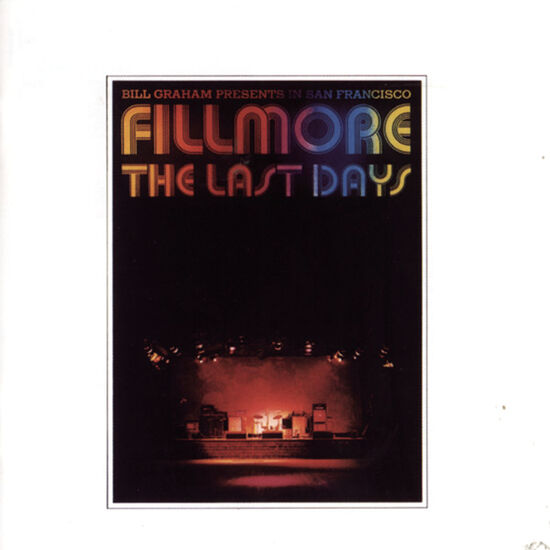 FILLMORE: THE LAST DAYSFILLMORE: THE LAST DAYS, , hi-res