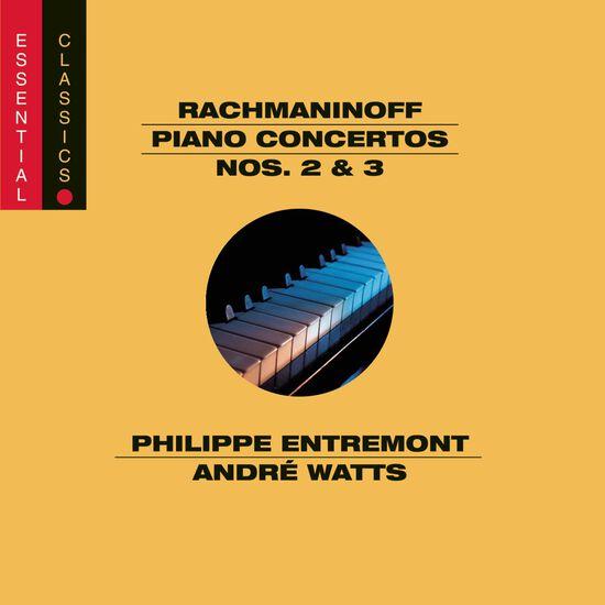 RACHMANINOFF: PIANO CONCERTOS NOS. 2 & 3RACHMANINOFF: PIANO CONCERTOS NOS. 2 & 3, , hi-res