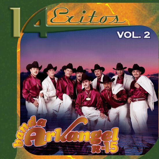 14 EXITOS, VOL. II14 EXITOS, VOL. II, , hi-res