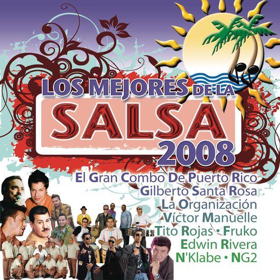 LOS MEJORES DE LA SALSA 2008LOS MEJORES DE LA SALSA 2008, , hi-res