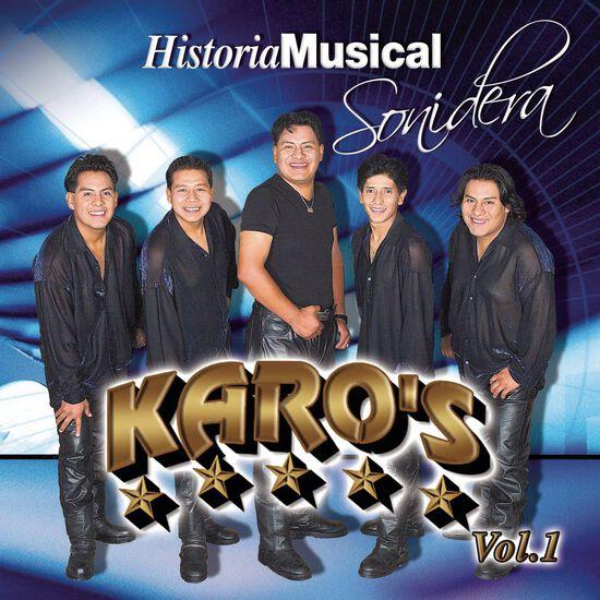 HISTORIA MUSICAL SONIDERA VOL. 1HISTORIA MUSICAL SONIDERA VOL. 1, , hi-res