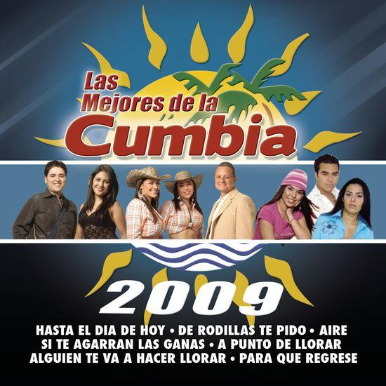LOS MEJORES DE LA CUMBIA 2009LOS MEJORES DE LA CUMBIA 2009, , hi-res