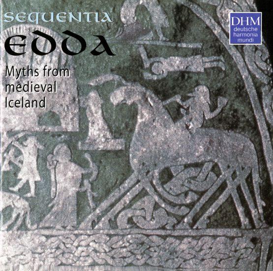 EDDA/MYTHS FROM MEDIEVAL ICELANDEDDA/MYTHS FROM MEDIEVAL ICELAND, , hi-res