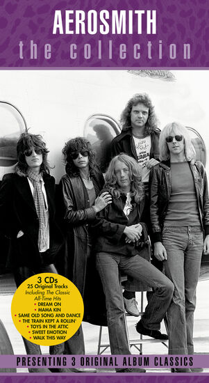 COLLECTION (AEROSMITH/GET YOUR WINGS/TOYCOLLECTION (AEROSMITH/GET YOUR WINGS/TOY, , hi-res