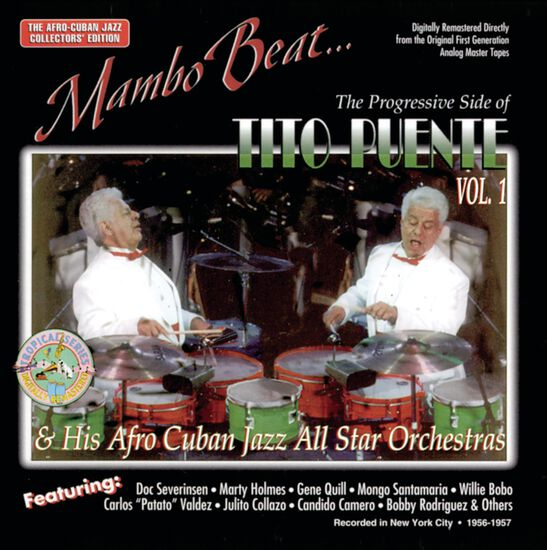 MAMBO BEAT-PROGRESSIVE SIDE OF T. PUENTEMAMBO BEAT-PROGRESSIVE SIDE OF T. PUENTE, , hi-res