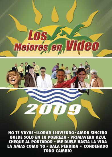 LOS MEJORES EN VIDEO 2009LOS MEJORES EN VIDEO 2009, , hi-res