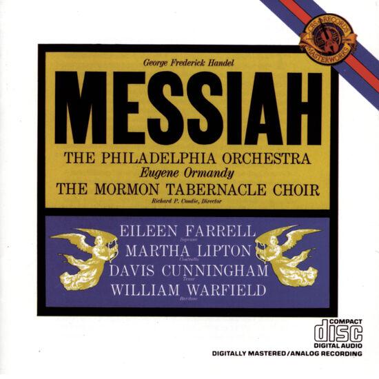 HANDEL: MESSIAHHANDEL: MESSIAH, , hi-res