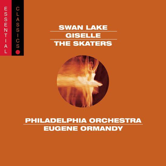 SWAN LAKE;GISELLE;THE SKATERS (W/PHILADESWAN LAKE;GISELLE;THE SKATERS (W/PHILADE, , hi-res