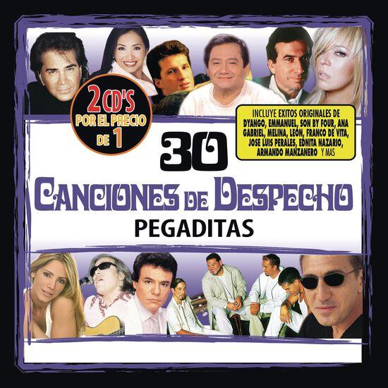 30 CANCIONES DE DESPECHO PEGADITAS (2 CD30 CANCIONES DE DESPECHO PEGADITAS (2 CD, , hi-res