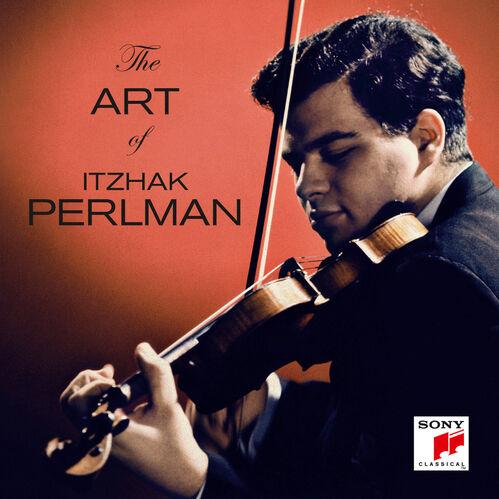 THE ART OF ITZHAK PERLMAN, , hi-res