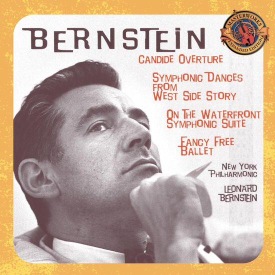BERNSTEIN: THEATER, BALLET AND FILM MUSIBERNSTEIN: THEATER, BALLET AND FILM MUSI, , hi-res