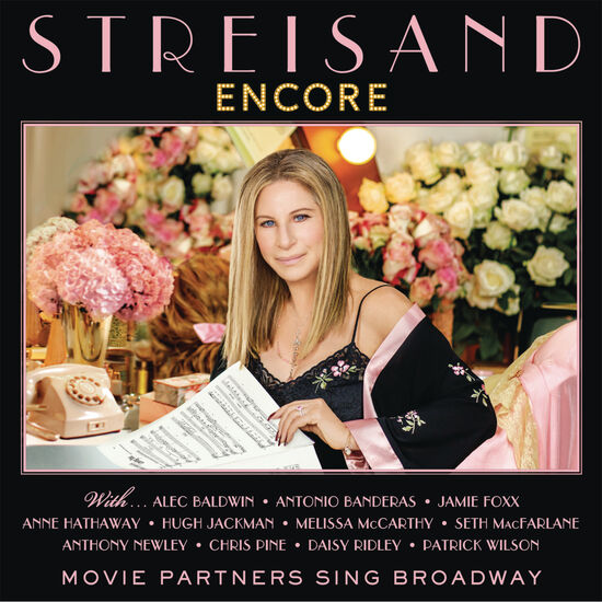 ENCORE: MOVIE PARTNERS SING BROADWAYENCORE: MOVIE PARTNERS SING BROADWAY, , hi-res