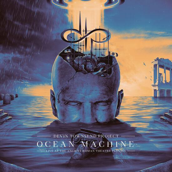OCEAN MACHINE - LIVE AT THE ANCIENT ROMAOCEAN MACHINE - LIVE AT THE ANCIENT ROMA, , hi-res