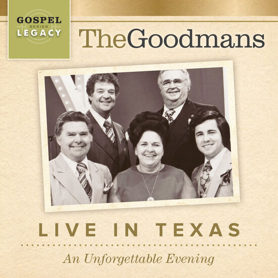 LIVE IN TEXAS: AN UNFORGETTABLE EVENINGLIVE IN TEXAS: AN UNFORGETTABLE EVENING, , hi-res