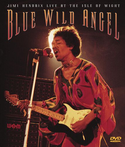BLUE WILD ANGEL: JIMI HENDRIX LIVE AT TH, , hi-res