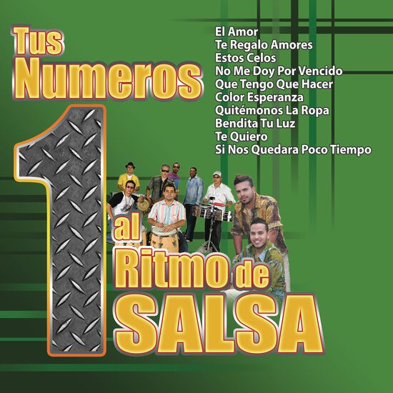 TUS NUMEROS 1 AL RITMO DE SALSATUS NUMEROS 1 AL RITMO DE SALSA, , hi-res