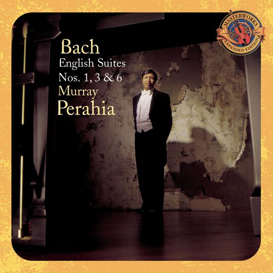 BACH: ENGLISH SUITES NOS. 1, 3 & 6BACH: ENGLISH SUITES NOS. 1, 3 & 6, , hi-res