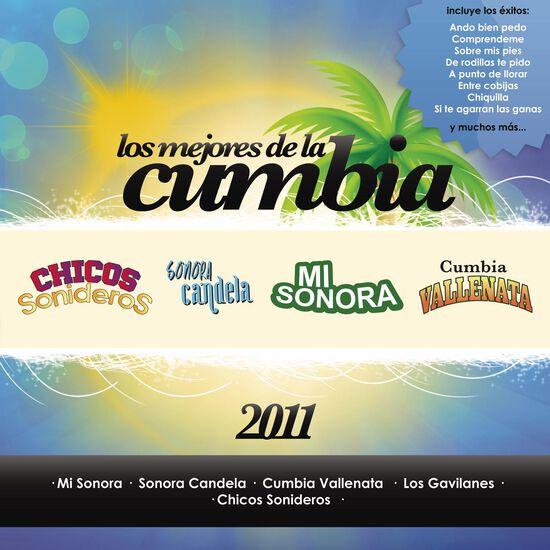LOS MEJORES DE LA CUMBIA 2011LOS MEJORES DE LA CUMBIA 2011, , hi-res