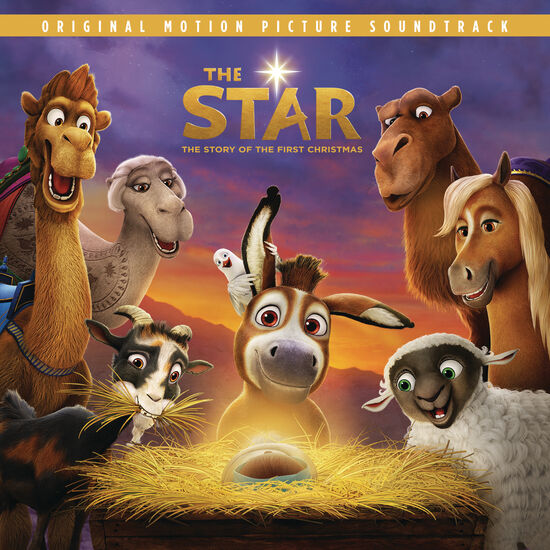 THE STAR - ORIGINAL MOTION PICTURE SOUNDTHE STAR - ORIGINAL MOTION PICTURE SOUND, , hi-res