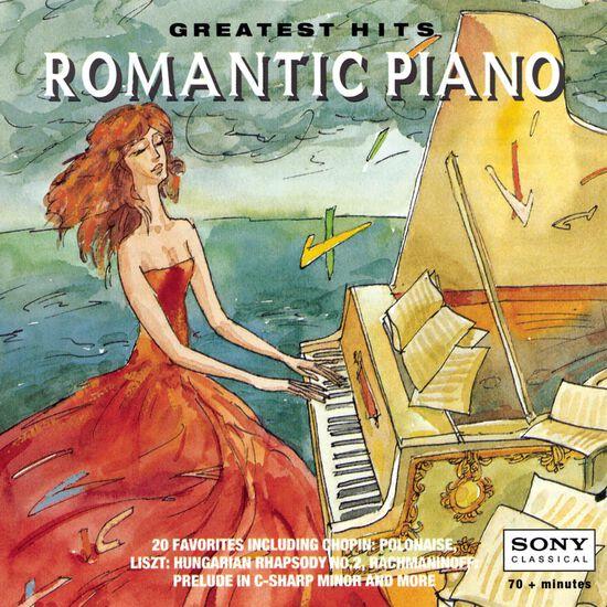 THE ROMANTIC PIANOTHE ROMANTIC PIANO, , hi-res