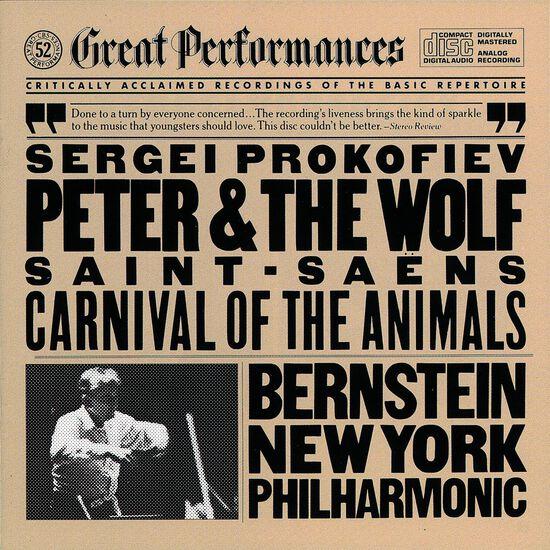 PROKOFIEV: PETER & THE WOLFPROKOFIEV: PETER & THE WOLF, , hi-res