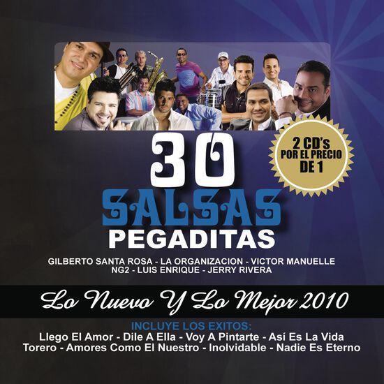 30 SALSAS PEGADITAS: LO NUEVO Y LO MEJOR30 SALSAS PEGADITAS: LO NUEVO Y LO MEJOR, , hi-res