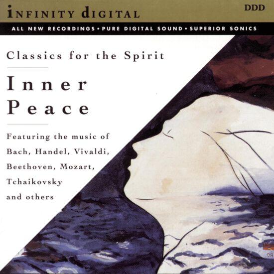 INNER PEACE-CLASSICS FOR THE SPIRT.INNER PEACE-CLASSICS FOR THE SPIRT., , hi-res