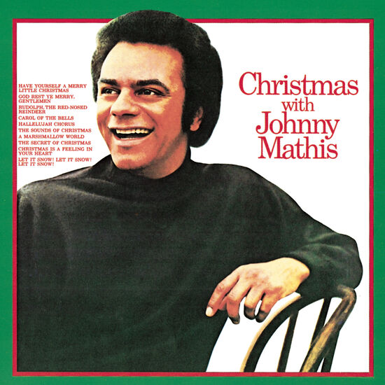 CHRISTMAS WITH JOHNNY MATHISCHRISTMAS WITH JOHNNY MATHIS, , hi-res