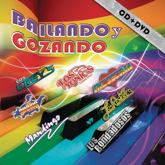BAILANDO Y GOZANDO (CD/DVD)BAILANDO Y GOZANDO (CD/DVD), , hi-res