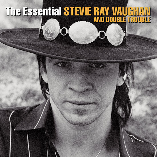 ESSENTIAL STEVIE RAY VAUGHAN AND DOUBLEESSENTIAL STEVIE RAY VAUGHAN AND DOUBLE, , hi-res