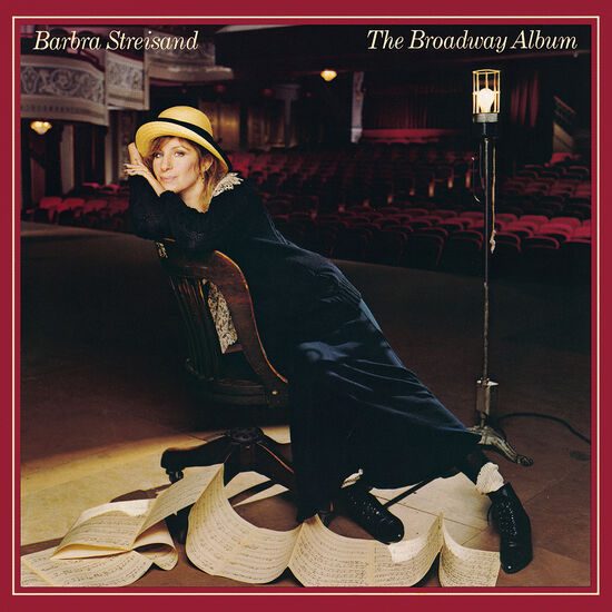 THE BROADWAY ALBUMTHE BROADWAY ALBUM, , hi-res
