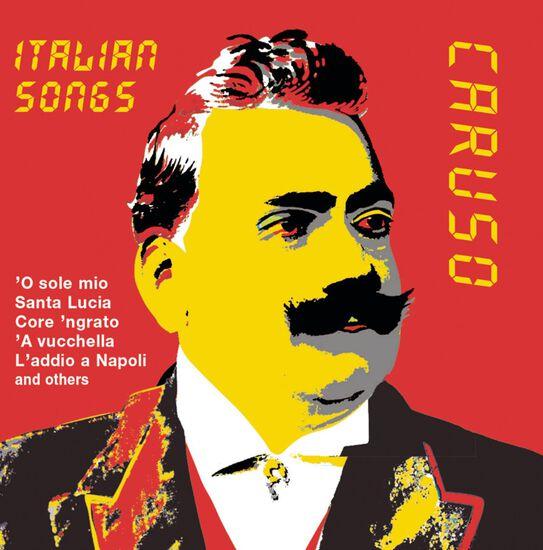 CARUSO - ITALIAN SONGSCARUSO - ITALIAN SONGS, , hi-res