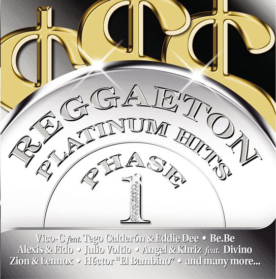 PLATINUM REGGAETON HITSPLATINUM REGGAETON HITS, , hi-res