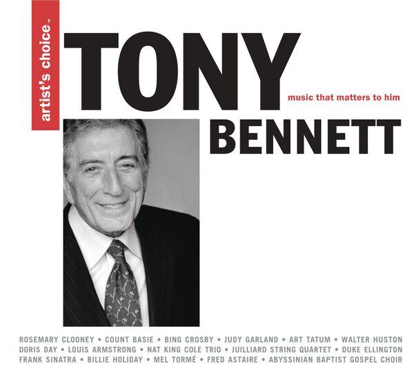 TONY BENNETT: ARTIST'S CHOICETONY BENNETT: ARTIST'S CHOICE, , hi-res