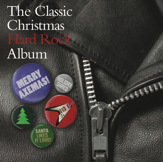 THE CLASSIC CHRISTMAS HARD ROCK ALBUMTHE CLASSIC CHRISTMAS HARD ROCK ALBUM, , hi-res