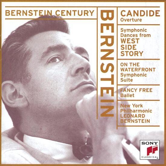 BERNSTEIN: WEST SIDE STORY, CANDIDE OVT.BERNSTEIN: WEST SIDE STORY, CANDIDE OVT., , hi-res